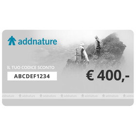 addnature Carta regalo 400 €